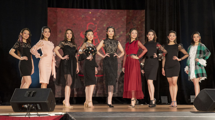 Miss Chinese Toronto Pageant 2019 Photography Contest
